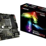 BIOSTAR stellt RACING B450GT3 Micro-ATX Motherboard vor