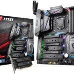MSI veröffentlicht BIOS-Updates, welche die 9000-Serie-Kompatibilität zu Z370-Motherboards bringen