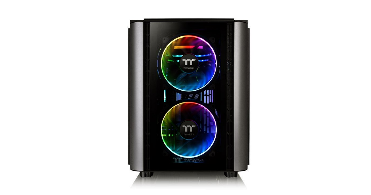 Thermaltake Level 20 Xt Cube Im Test Hardware Inside