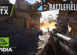 GeForce Gamer sind bereit für Battlefield V mit DXR-Ray-Tracing