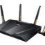 Der ASUS RT-AX88U WLAN-Router ist ab sofort verfügbar