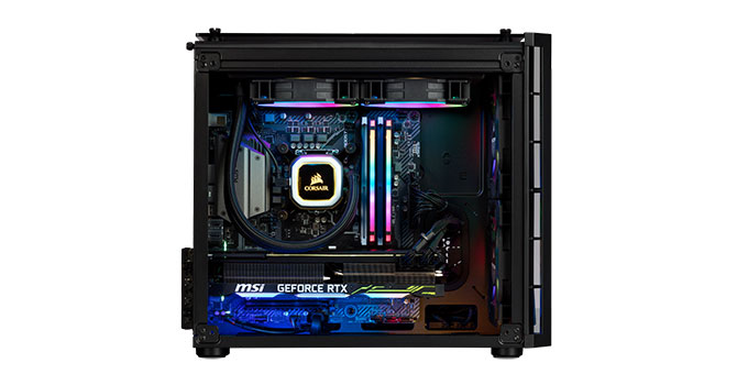 Techpowerup Corsair Vengeance 5180 Gaming Pc Rtx 2080