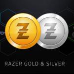 Neues Razer Gold und Silber-System lockt mit noch mehr Belohnungen für Gamer