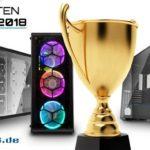 Caseking präsentiert: Die 10 besten PC-Gehäuse 2018