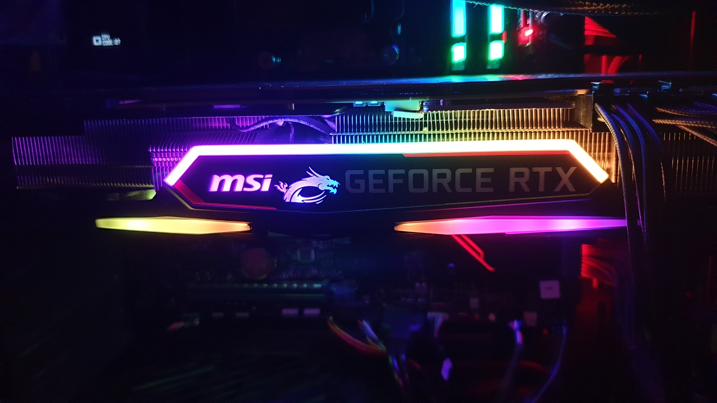 Msi Rtx2080ti Gaming X Die Ultimative Rtx2080ti