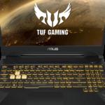 CES 2019: Für noch mehr mobile Gaming-Leistung präsentiert ASUS TUF Gaming FX505DY und FX705DY
