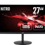 Acer Predator XB3 und Nitro XV-Monitore ab sofort verfügbar