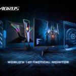 AORUS kündigt den weltweit ersten Tactical Gaming Monitor AD27QD an!