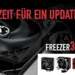 ARCTIC FÜHRT DIE NEUE FREEZER 34 GENERATION EIN