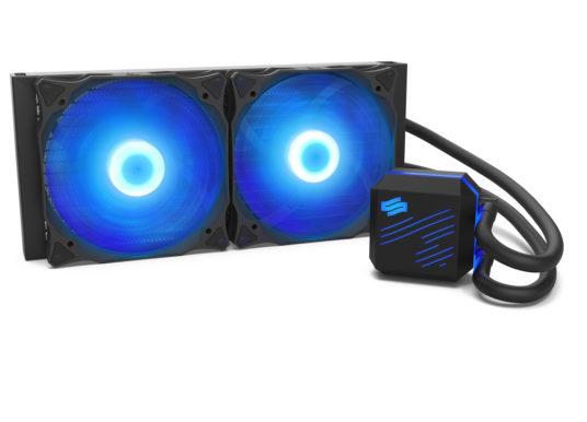SilentiumPC Navis RGB Serie vereint leistungsstarke 120/240/280 AIOs mit moderner RGB-Beleuchtung