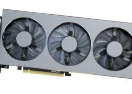 Traurige Nachricht: AMD Radeon VII soll nur im Referenzdesign verfügbar sein