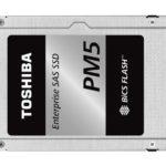 Toshiba Memory erhält VMware-vSAN-Zertifizierung für Enterprise-SAS-SSDs der PM5-Serie