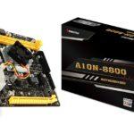 BIOSTAR bringt A10N-8800E SoC Motherboard auf dem Markt