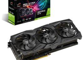 ASUS kündigt ROG Strix, ASUS Dual, TUF Gaming und Phoenix GeForce GTX 1660 Ti Gaming Grafikkarten an