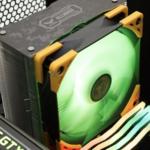 Scythe präsentiert Kotetsu Mark II und Choten TUF Gaming Alliance CPU-Kühler