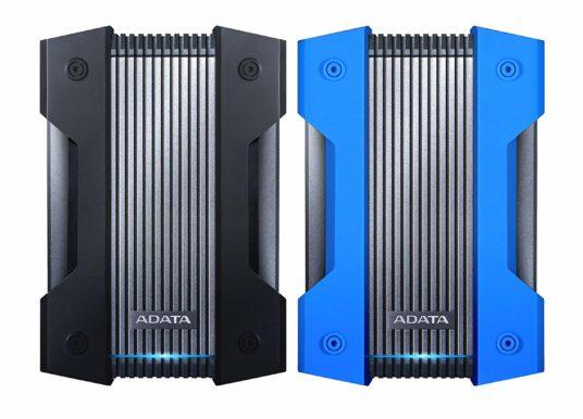 ADATA HD830 und XPG SPECTRIC D80 gewinnen renommierten Red Dot Design Award
