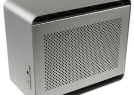 Streacom DA2: Ein Mini-ITX-Gehäuse mit einzigartiger Flexibilität