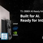 Hybrides All-in-One-NAS mit künstlicher Intelligenz für maschinelles Lernen
