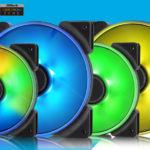 Fractal Design stellt die neuen Prisma RGB-Lüfter Serien vor