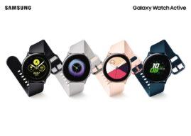 Samsung Galaxy Watch Active ab morgen erhältlich