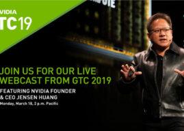 NVIDIA GTC 2019 startet heute – neue GPU-Architektur erwartet