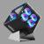 Designer-Würfel für Gamer: Der AZZA Cube 802F