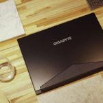 """Das Musterbeispiel eines dünnen und leichten Gaming Laptops """"GIGABYTE AERO 15 Classic"""""""