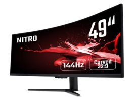 Neuer Ultrawide-Monitor von Acer