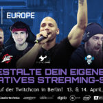 Die Twitchcon kommt nach Berlin – und Caseking ist dabei!