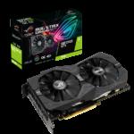 ASUS kündigt ROG Strix, Dual und Phoenix GeForce GTX 1650 Grafikkarten an