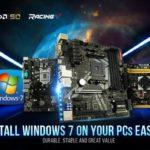 BIOSTAR gibt Windows 7 Unterstützung für AMD- und Intel-Motherboards bekannt