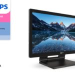 Das interaktive 21,5-Zoll-Philips-PCAP-Touch-Display
