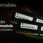 Thermaltake stellt neue DDR4 Speichermodule vor