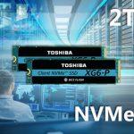 Toshiba Memory adressiert mit neuer XG6-P-SSD-Serie Workloads mit hohen Performance-Anforderungen