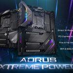 GIGABYTE präsentiert die neuen X570 AORUS Motherboards mit PCIe 4.0 Unterstützung