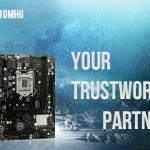 BIOSTAR bringt H310MHG Micro-ATX-Motherboard