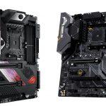 ASUS kündigt Mainboards der AMD X570-Serie an