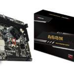 BIOSTAR präsentiert A68N-5600E für Home-Entertainment und alltägliches Computing