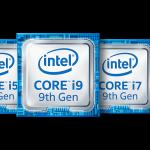 Shuttle: Informationen zur Unterstützung von Intel Core Prozessoren der 9. Generation