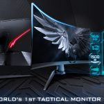 AORUS veröffentlicht CV27F Curved Tactical Gaming Monitor