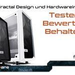 Fractal Design Meshify C TG Lesertest