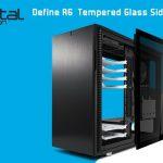 Fractal Design veröffentlicht neue Dark TG Side Panels für das Define R6
