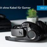 Sennheiser GSP 670: Freiheit ohne Kabel für Gamer