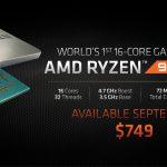 AMD Ryzen 3950X - Weltrekord auch im Geekbench