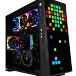 In Win veröffentlicht das 309-Gehäuse mit Front-Dot-Matrix-Display
