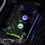 Bitspower enthüllt die Touchaqua CPU Block Summit MS für AM4-Prozessoren