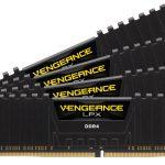 CORSAIR stellt neue 32-GB-Module des VENGEANCE LPX DDR4-Arbeitsspeichers vor