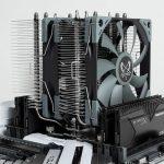 Scythe Fuma 2 Twin-Tower-CPU-Kühler für anspruchsvolle Systeme