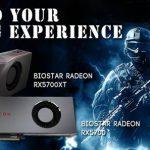 BIOSTAR bringt die neuesten AMD Radeon RX5700XT und RX5700 Grafikkarten für herausragende Gaming-Erlebnisse