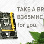 BIOSTAR bringt das B365MHC Micro-ATX Motherboard auf den Markt
